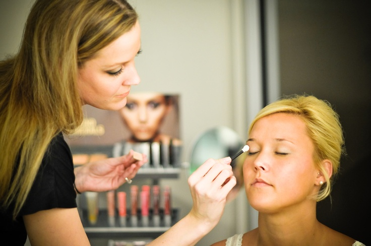 Make YOUR day perfect with a pampered bridal package.