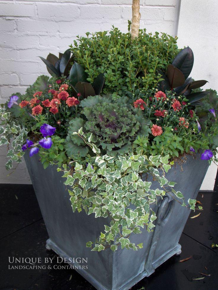 295 best CONTAINER GARDENING- UNIQUE BY DESIGN images on Pinterest - container garden design ideas