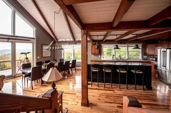 Return to the Post and Beam Mountain Lodge Moose Ridge | Moose Ridge Lodge | Pinterest | Post and beam, Home and Lodges