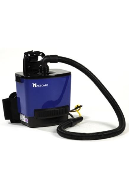 Dry Vacuum RSV 130: Powerful dorsal vacuum cleaner