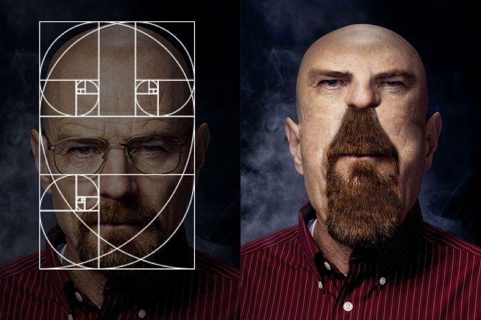 De Fibonacci-reeks maakt 'perfecte' portretten van beroemdheden   The Creators Project