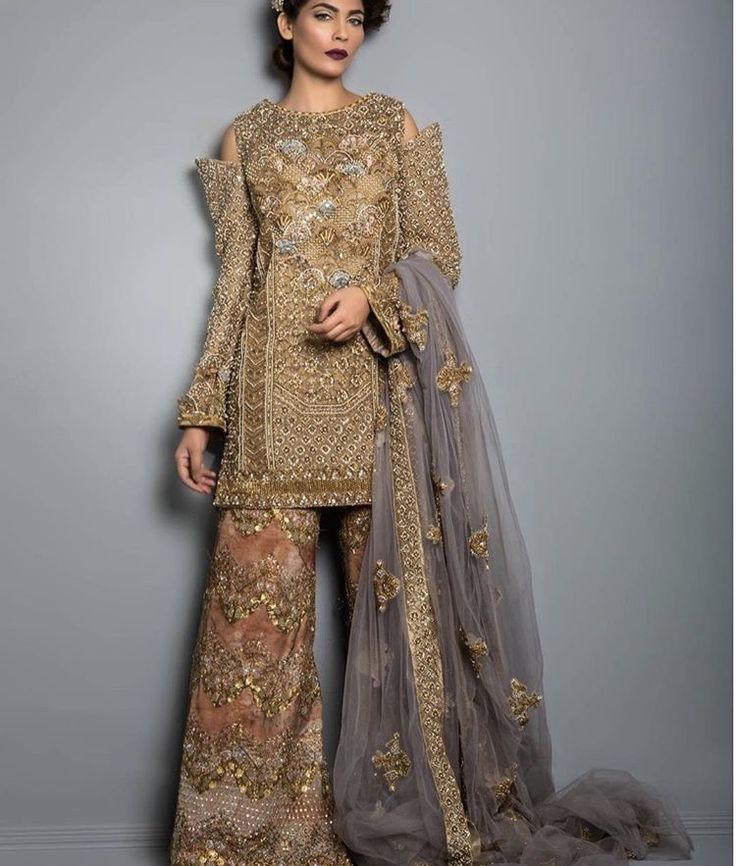 Maghul Pakistani couture
