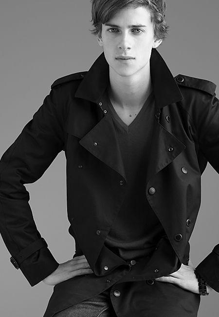 Lewis Grant #malemodel Jacket is schveet