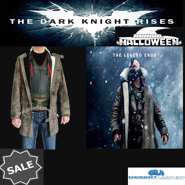 The Dark Knight Rises Tom Hardy Bane Coat For presenting yourself in a modish outlook, carry this The Dark Knight Rises Tom Hardy Bane Coat.Make an order to enjoy free worldwide shipping. #TomHardy #Bane #TheDarkKnightRises #NewClothing #OrderNow