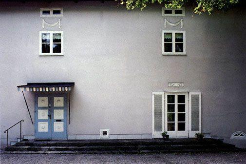 Villa Snellman 1917-1918, Stennäs Djursholm (Suecia)