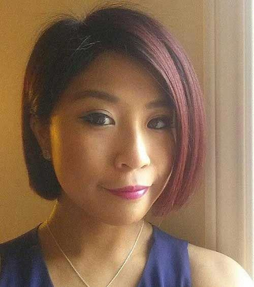 30 Super Bob Haircuts For Round Faces | Bob Hairstyles 2015  Short Hairstyles #bobshairstyle
