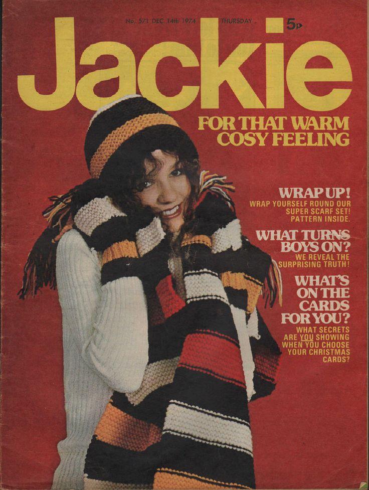 Jackie Magazine 14 December 1974 No.571      Queen     Leo Sayer     The Osmonds