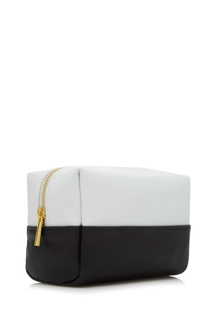 Colorblock Makeup Bag | Forever 21 - 1000186146