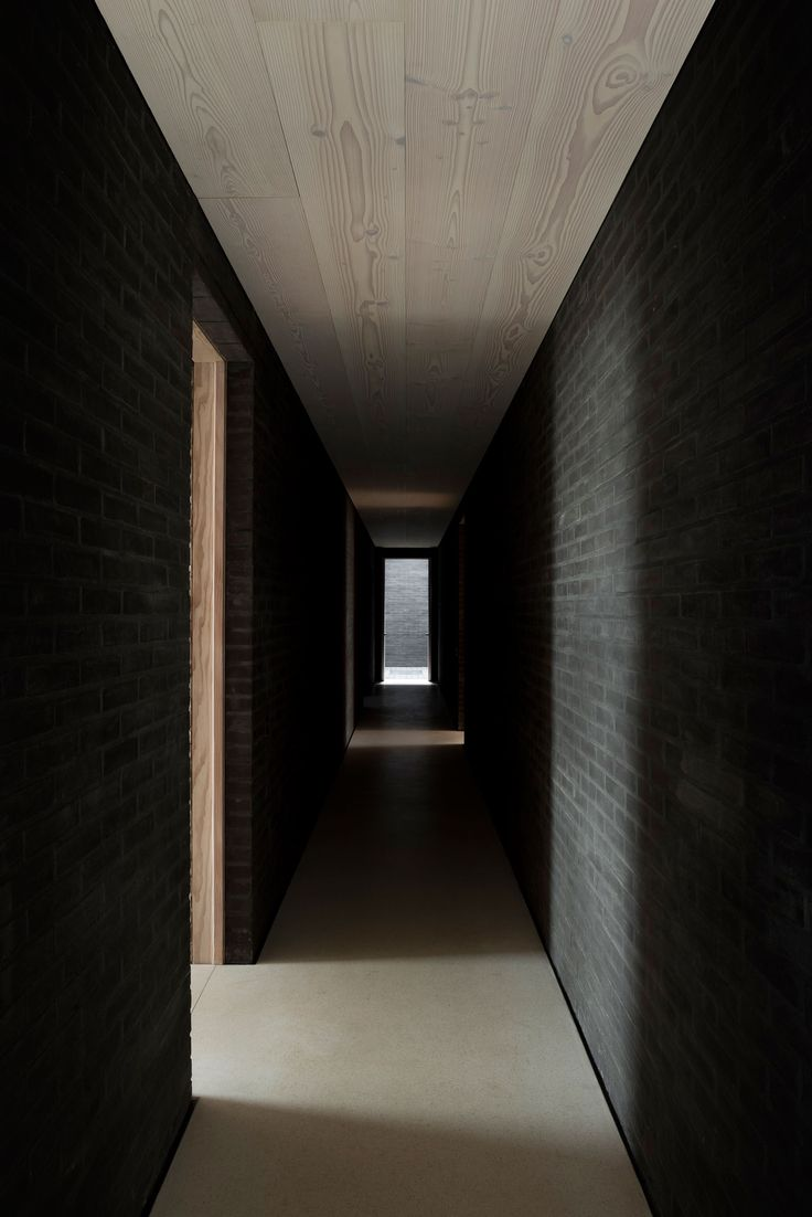 517 best images about john pawson on pinterest for Donker interieur