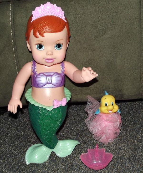 My First Disney Princess The Little Mermaid Secret Reveal Ariel Doll