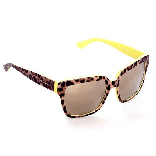 ENCHANTED BEAUTIES ANIMALIER  Εντυπωσιακά, με στυλ και άποψη τα γυναικεία γυαλιά ηλίου Dolce & Gabbana 4234, μαγνητίζουν όλα τα βλέμματα.  Τετράγωνα, με κοκκάλινο πλαίσιο και σε εντυπωσιακές αποχρώσεις, όπως εκκεντρικό animal print, που αποτελεί εξάλλου τη νέα τάση σε όλα τα stylish outfits, τα γυαλιά ηλίου Dolce & Gabbana 4234 είναι statement για κάθε γυναίκα του σήμερα.  #optofashion #sunglasses