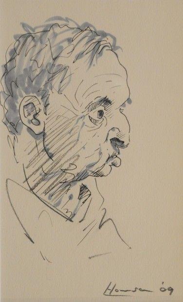 Peter Howson Map Club III.  | Scottish Contemporary Art