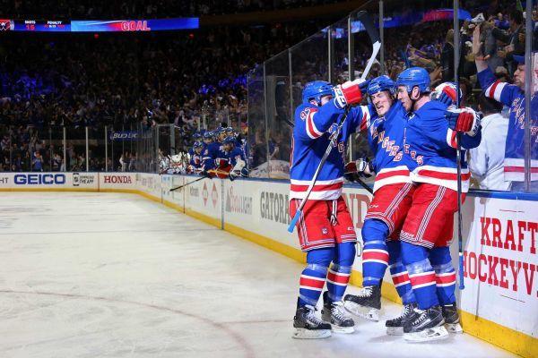 Rangers vs. Lightning playoff schedule New York Rangers  #NewYorkRangers