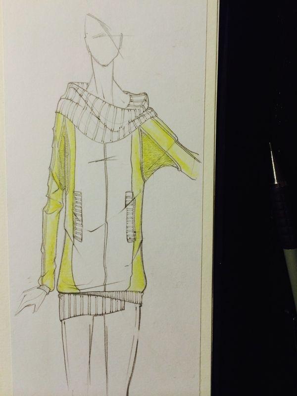 wool ideas sweater  parte III by Piero Cascioli, via Behance