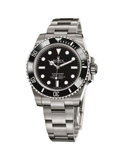 Prix Rolex 114060 neuve, prix du neuf montre Rolex 114060 - Le Guide des Montres 6000