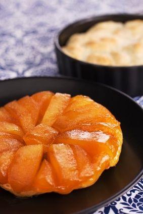 tarta tatin de manzanas- Kiwilimon