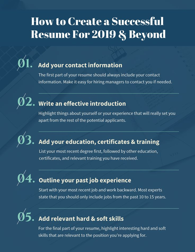 15+ Resume Design Tips, Templates & Examples Resume