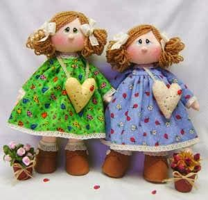 Mimin Куклы: широкие ноги куклы