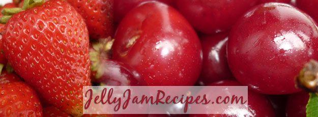 Easy Mixed Berry Jam Recipe