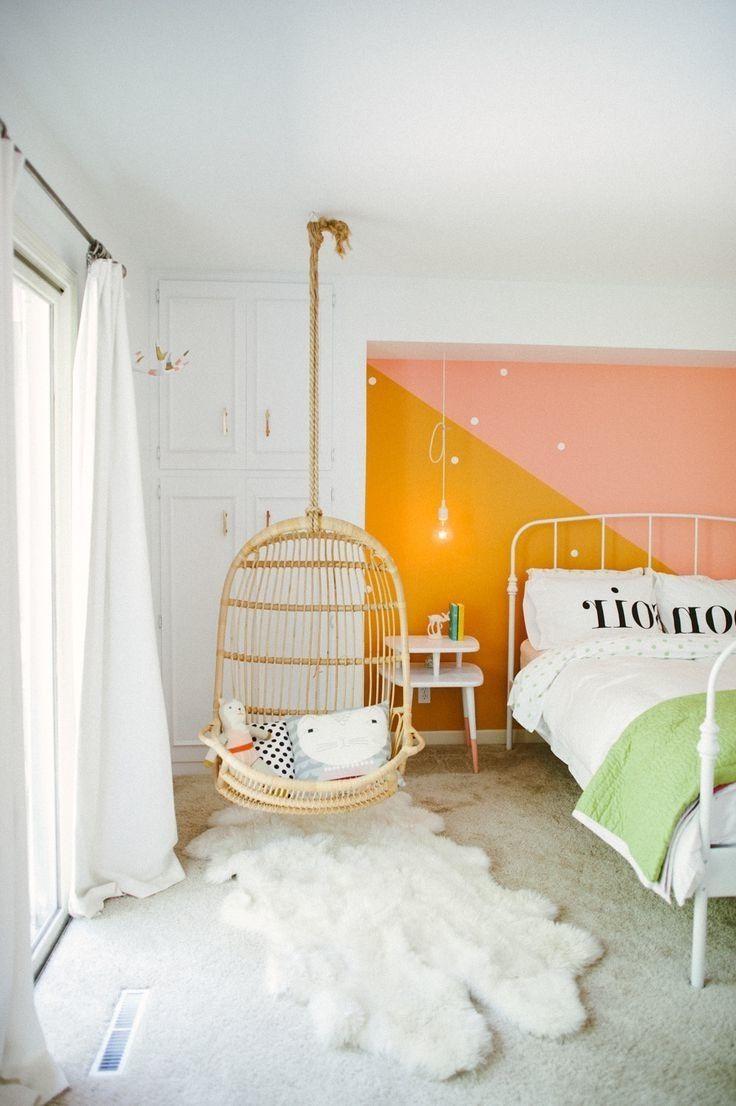 Die besten 25+ Orange schlafzimmer Ideen auf Pinterest   Oranger ...