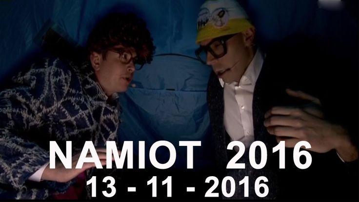 Kabaret Neo-Nówka -  Namiot  2016