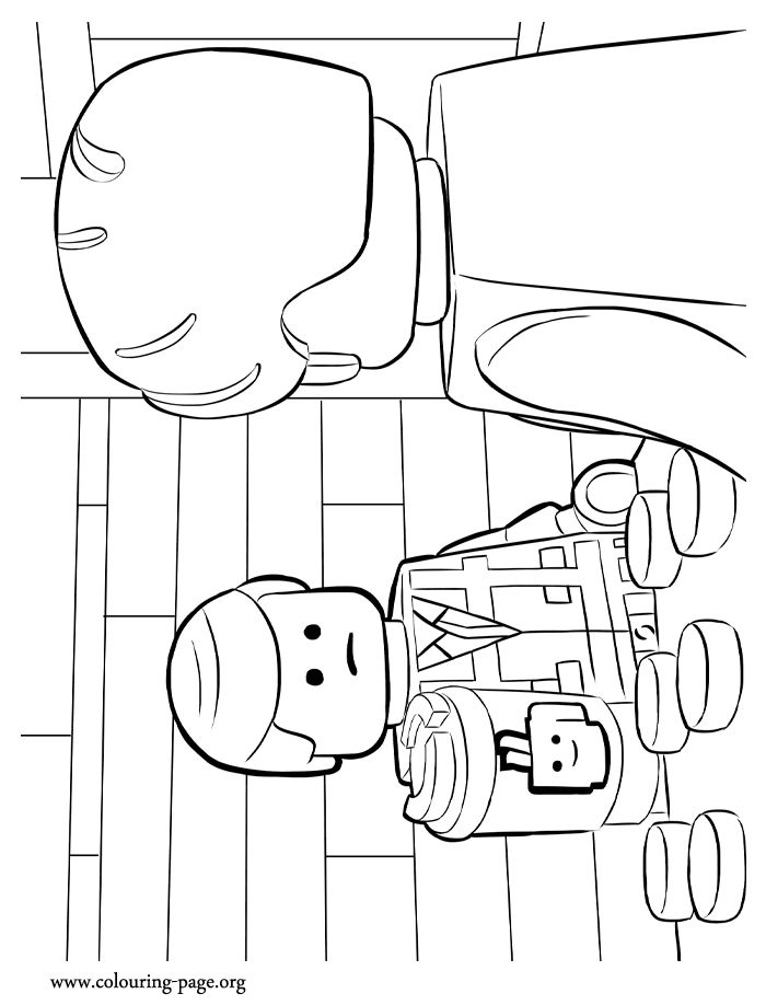 emmett coloring pages - photo#4