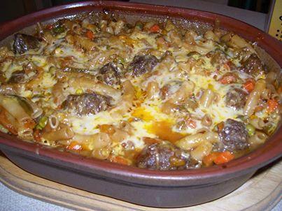 wors kasserol