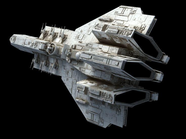 Star Wars Starship Designs 105