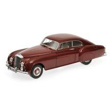 1954 Red Bentley R-Type 1:18