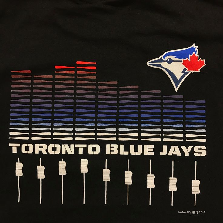 @torontobluejays - Blue Jays Graphic #BlueJays #TorontoBlueJays #BlueJaysBaseball #Toronto #Jays. Visit our website to learn more about MLB T-Shirt Club! (https://mlbtshirtclub.com/)