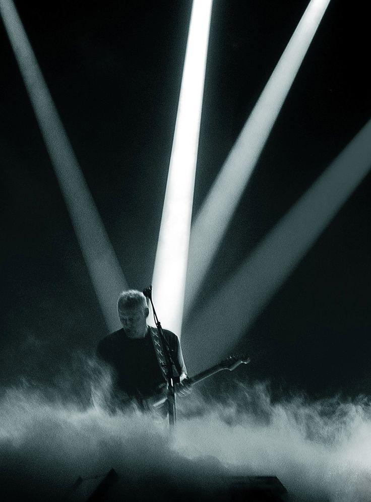 David Gilmoure