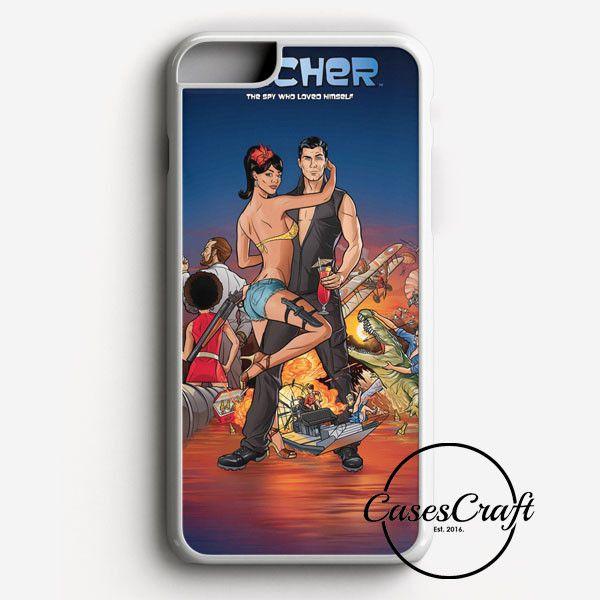 Archer Season 2 iPhone 7 Plus Case | casescraft