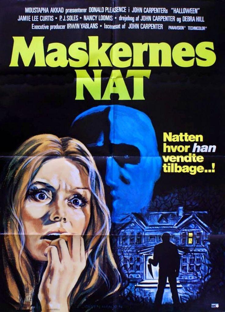 Halloween (1978) (With images) John carpenter halloween