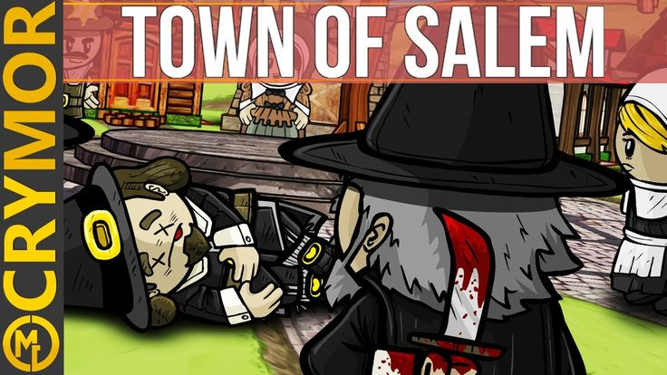 CryMor: Moriarty & Friends Play Town of Salem