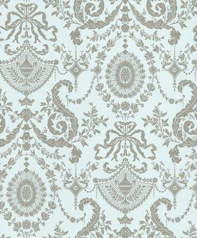 french damask metallic wallpaper - photo #26
