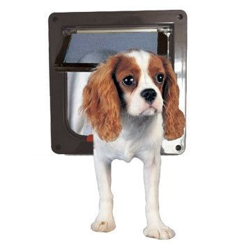 Smart Control Pet Screen Door - Easy Installation, Easy to Use!