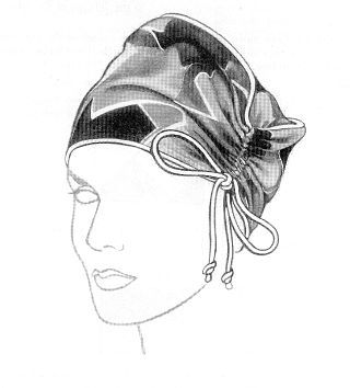 Hat pattern.   Judith M a leading supplier of Hats, Millinery Supplies and instruction Books for making hats