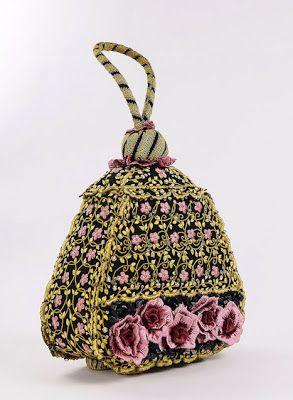 """Милые сердцу штучки: """"Потрясающие сумочки Ольги Федюшиной"""""""