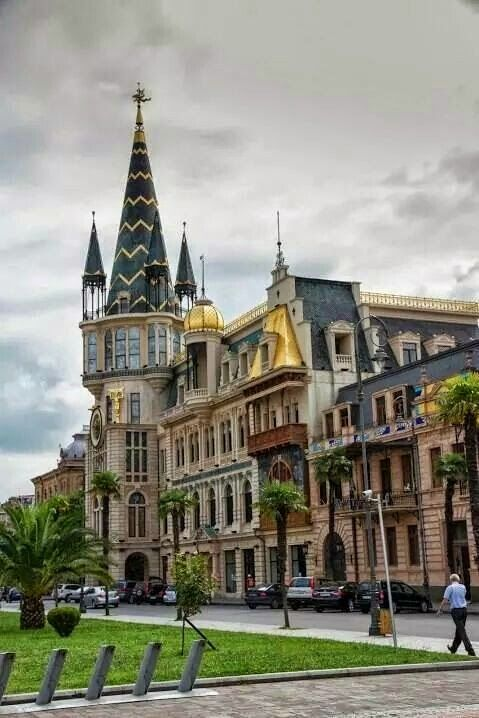 Batumi. Georgia What are the most important laws that govern #foreign #investments in #Georgia? http://www.companyformationgeorgia.com/legislation-related-to-foreign-investments