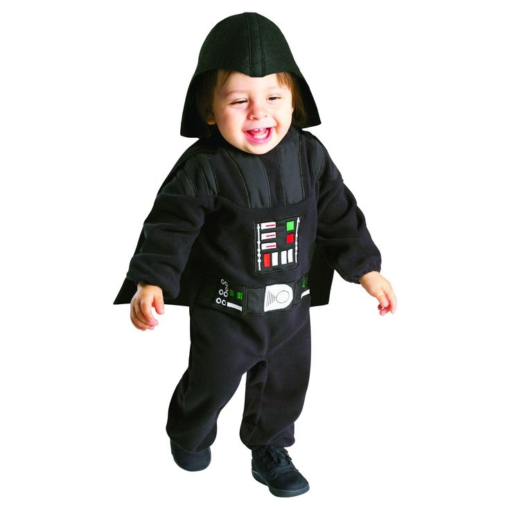 Halloween Toddler Star Wars Darth Vader Costume - 3T-4T, Toddler Boy's, Multicolored