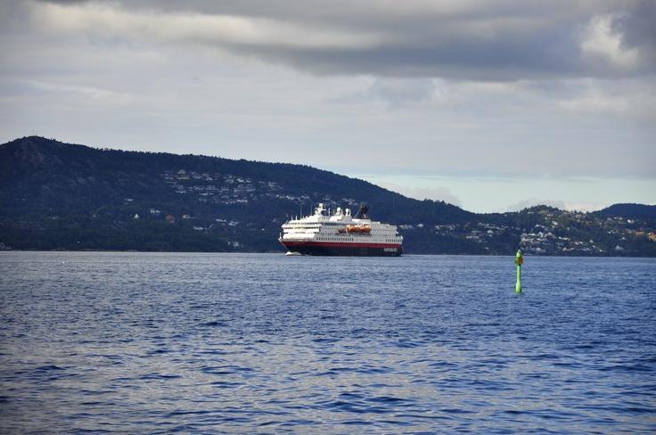 Hurtigruten Bergen Norway