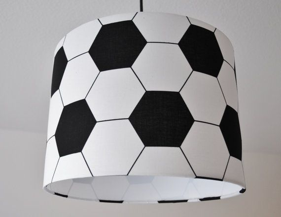 26 best cassies boys bedroom images on pinterest boy rooms boy lampshade football aloadofball Images