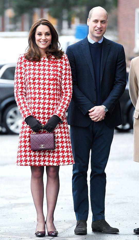 c81613e36e63 So Kate Middleton Has a Chanel Bag, But It's Not the One You'd Expect