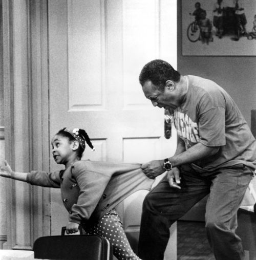 The Cosby Show--one of the best shows on tv ever.-- absolutely -- it never gets old. I love tbis show (: