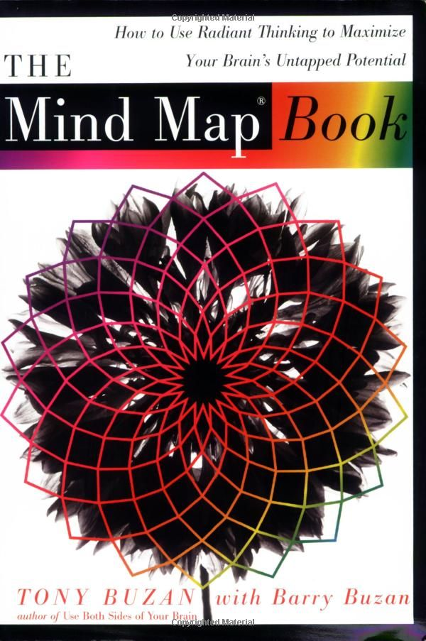 Amazon.com: The Mind Map Book: How to Use Radiant Thinking to Maximize Your Brain's Untapped Potential (9780452273221): Tony Buzan, Barry Buzan: Books