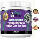 Best Probiotics for Dogs with Acidophilus Improves Dog Constipation Gas Breath
