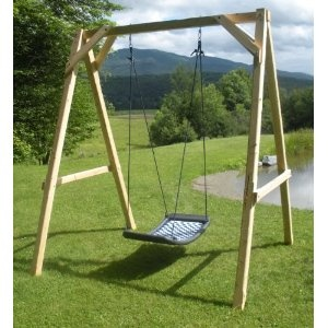Multi Children Swing: Children Swings, Multichild Swings, Backyard Projects, Multi Children, Fun Stuff, Hammocks Swings, Backyard Swings, Kid, Outdoor Swings