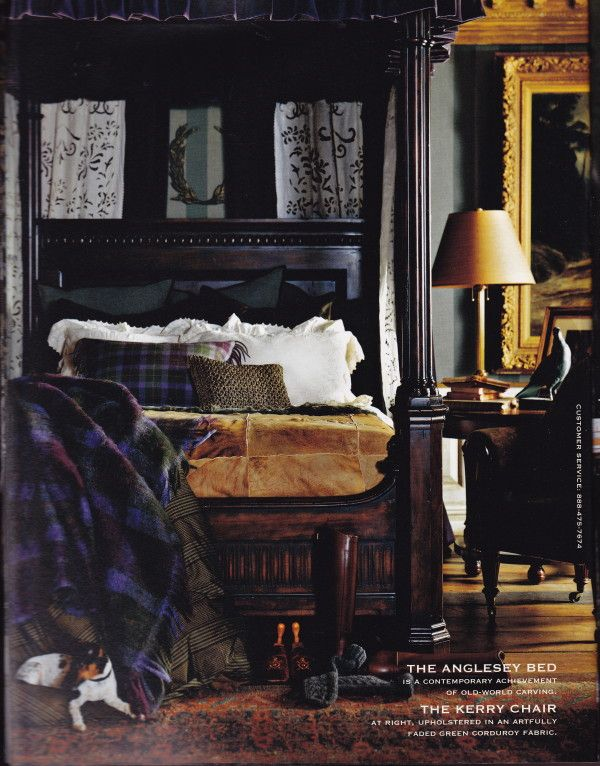 Ralph Lauren The New Vintage Collection, 2002 The Art of the Room.