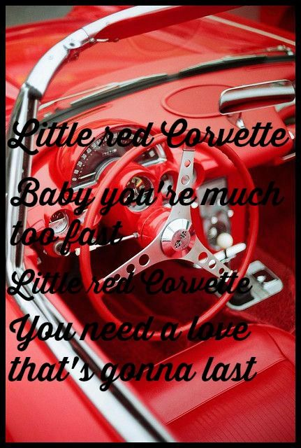 about little red corvette on pinterest prince little red corvette. Cars Review. Best American Auto & Cars Review