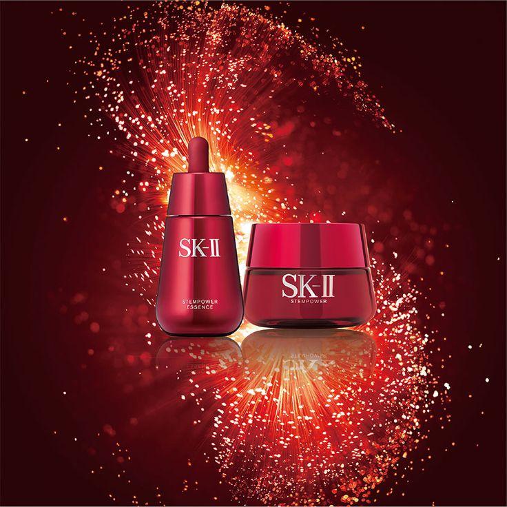 SK-II ステムパワー デュアルコフレ(乳液80g+美容液50ml)